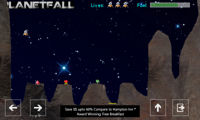 PlanetFall Screenshot