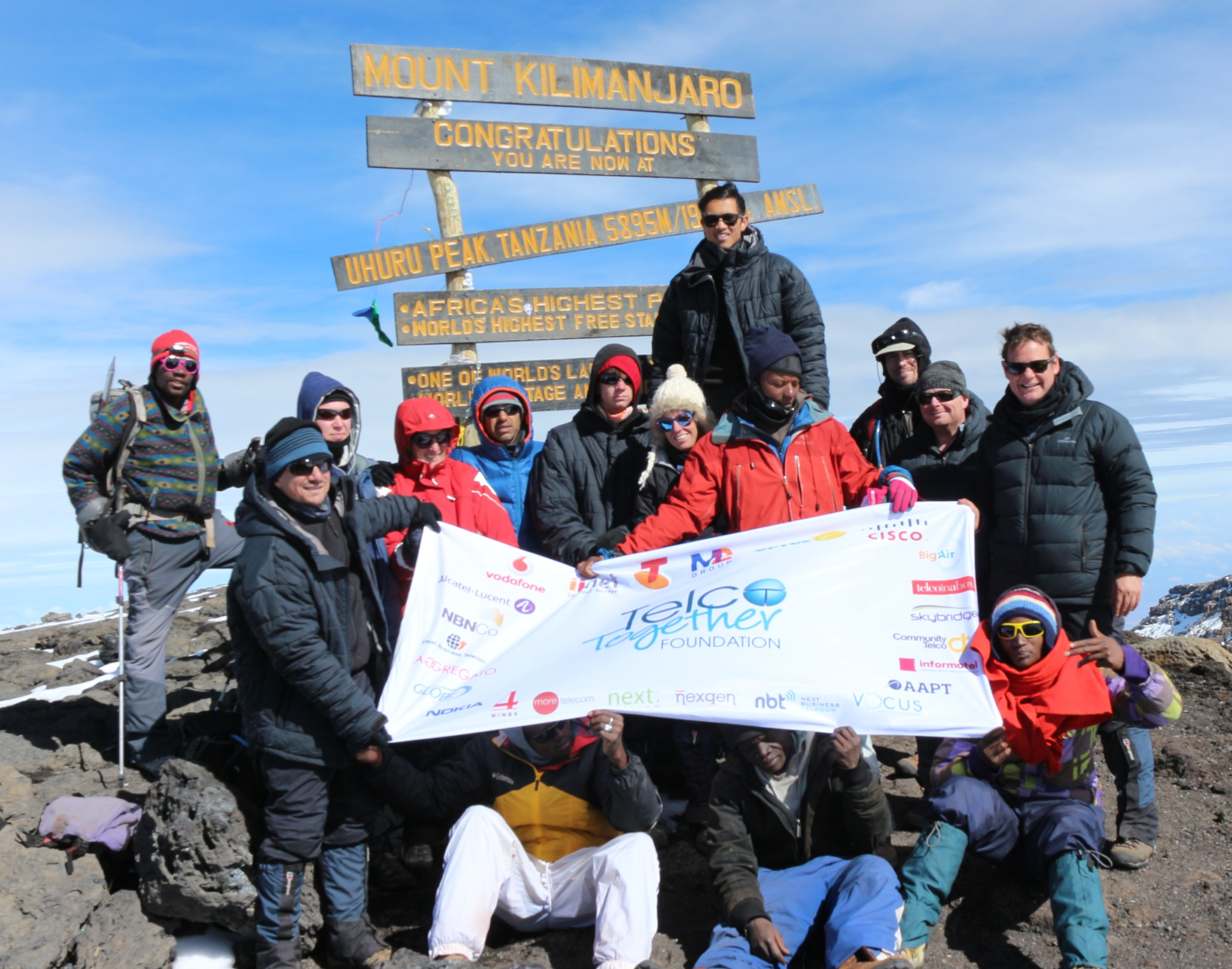 Kilimanjaro 2015 - Lemosho (Northern Route) - Day 7 - Millenium Camp to Mweka Gate